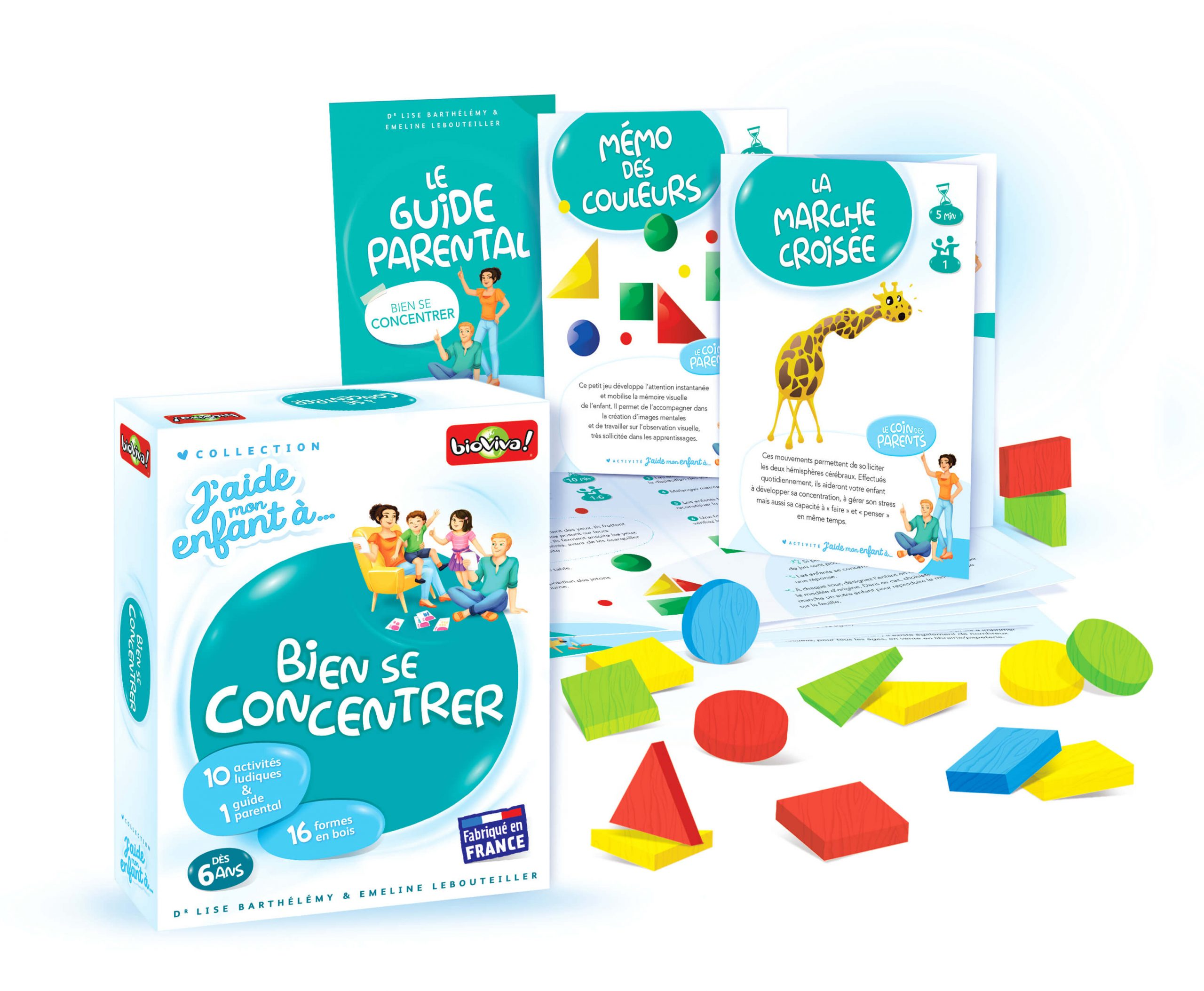 J'aide Mon Enfant À Bien Se Concentrer serapportantà Jeux De Memoire Enfant