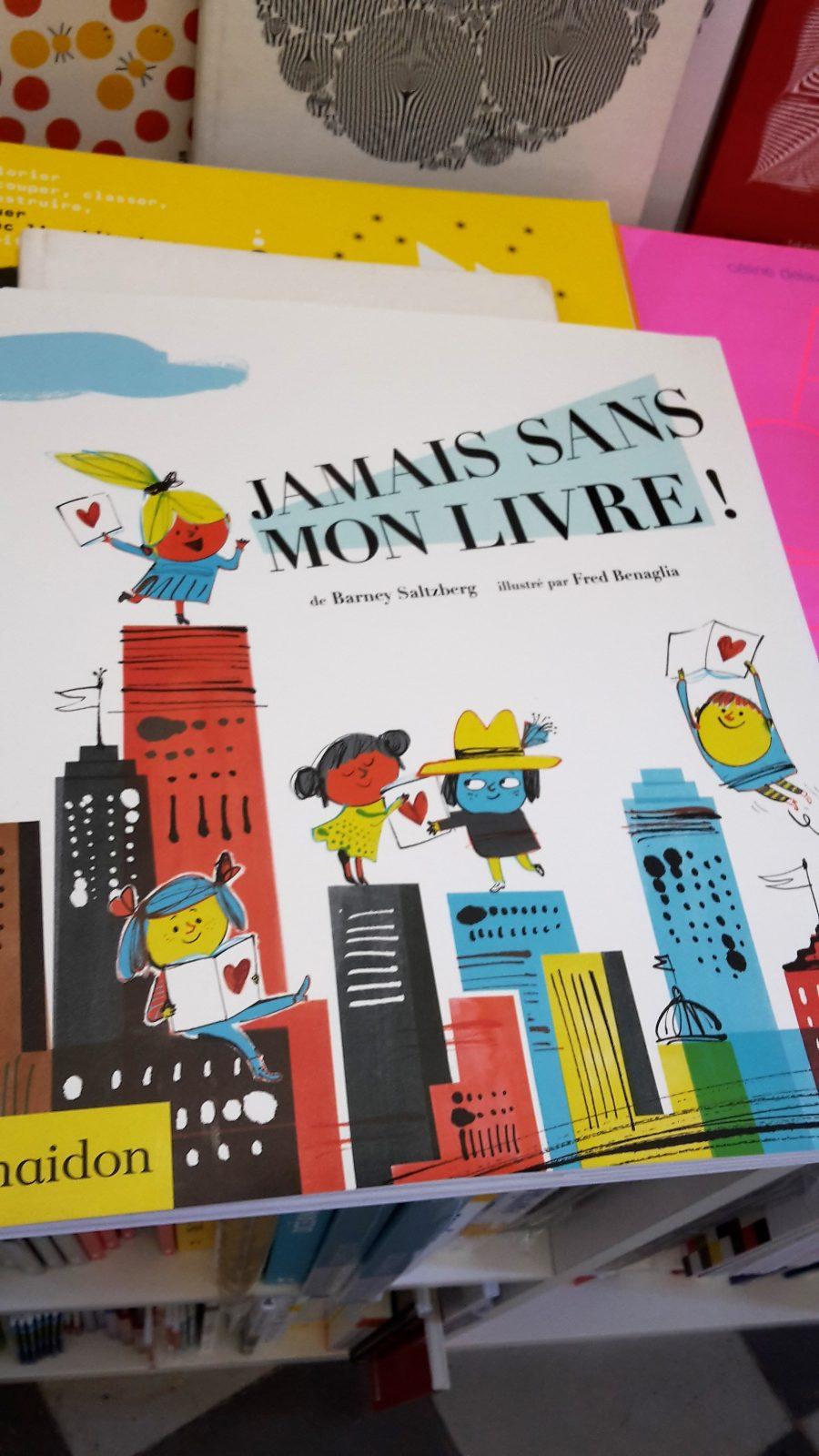 Jamais Sans Mon Livre! - Breadcrumb.fr pour Livre Graphisme Maternelle