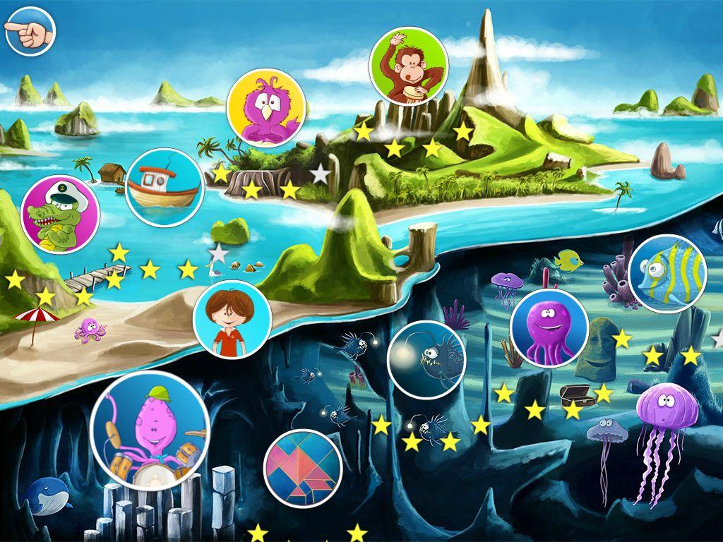 James - Jeux Éducatifs Pour Jeunes Enfants - Game-Guide à Jeux Pc Enfant