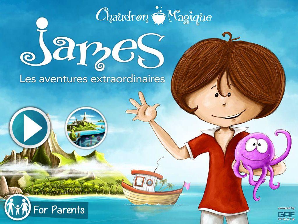 James - Jeux Éducatifs Pour Jeunes Enfants - Game-Guide destiné Jeux Pour Enfant 6 Ans