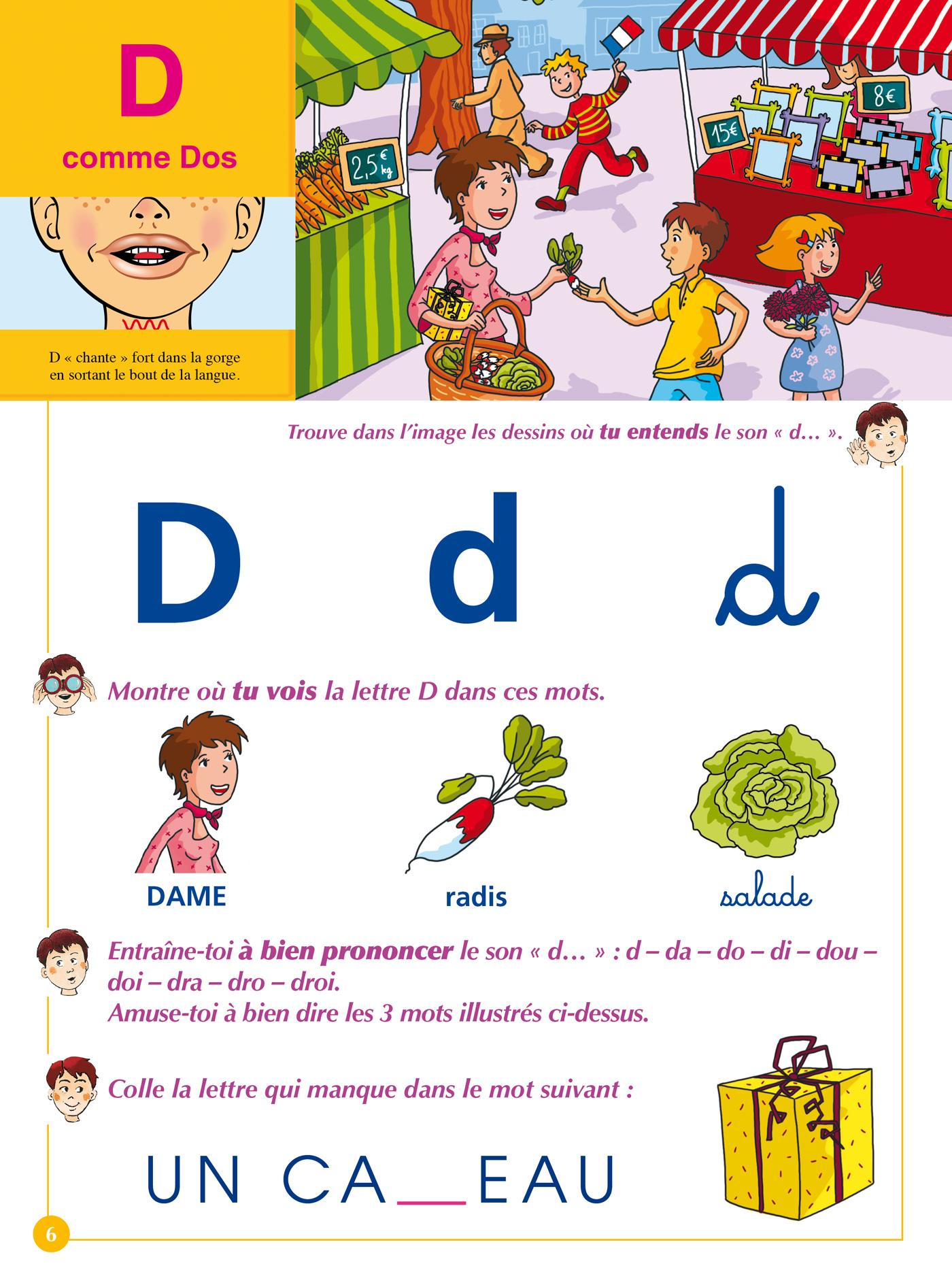 J'apprends L'alphabet Avec Sami Et Julie | Hachette dedans J Apprend L Alphabet Maternelle