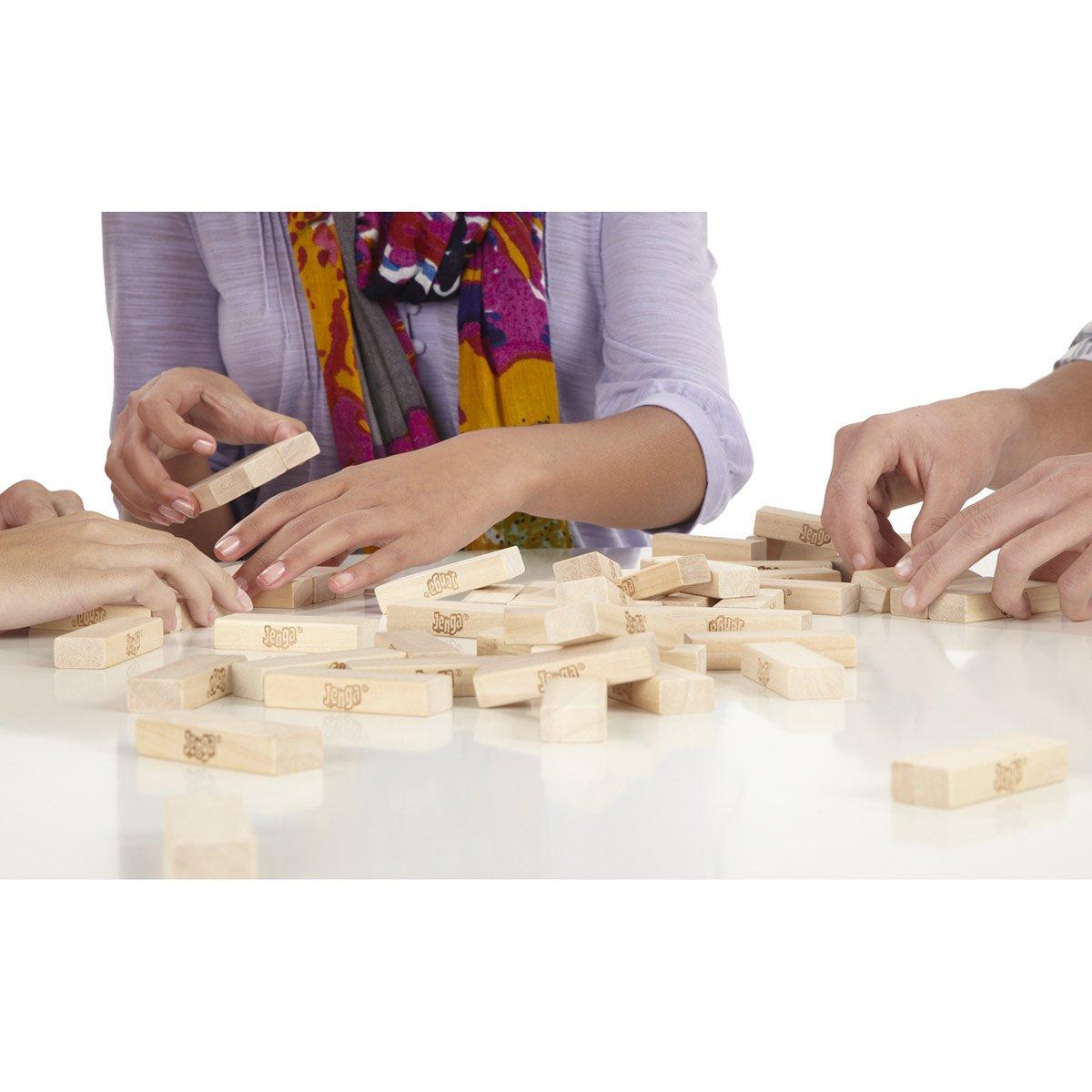 Jenga - Jeux De Société Et Puzzles - La Grande Récré destiné Puzzle Gratuit Pour Fille De 3 Ans