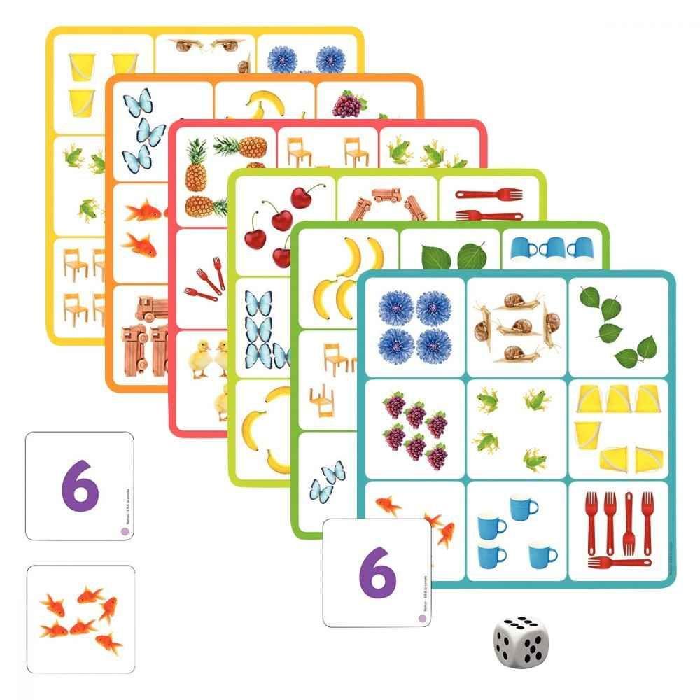 Jeu 4-5-6 Je Compte - Nathan | Jeux Educatifs Nathan Sur pour Jeux Educatif 4 Ans Gratuit En Ligne