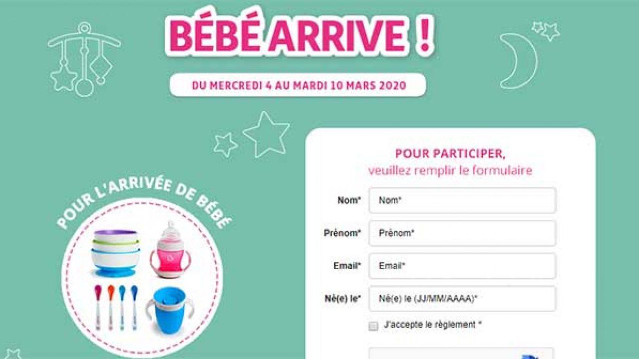 Jeu.auchan.fr/bebe2020 – Jeu Auchan Bébé 2020 | Bestofconcours concernant Jeux Bébé 6 Mois En Ligne