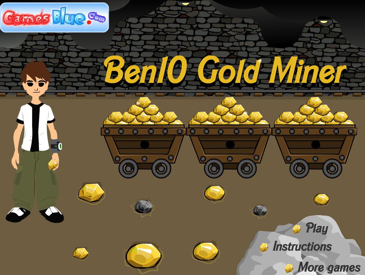 Jeu Ben10 Gold Miner / Jeuxgratuits avec Jeux Gratuits De Bowling
