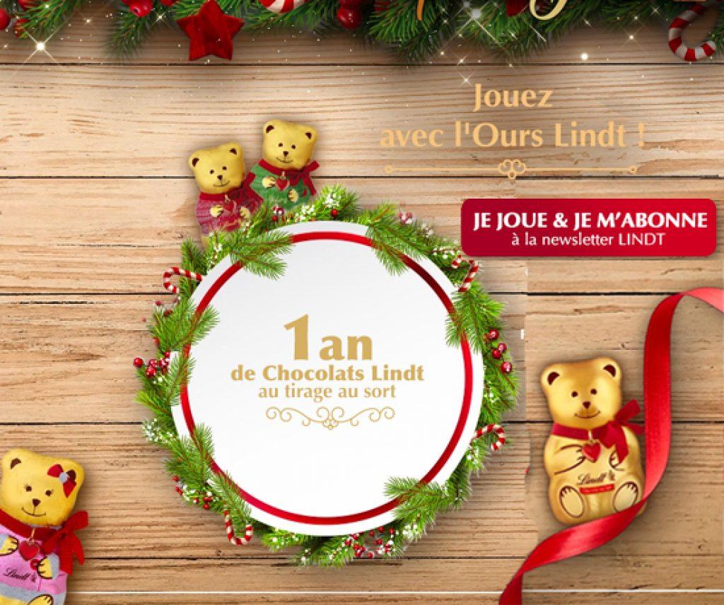 Jeu Concours : Lindt - 1 An De Chocolats - Tous Testeurs pour Jeux De Billes Gratuits
