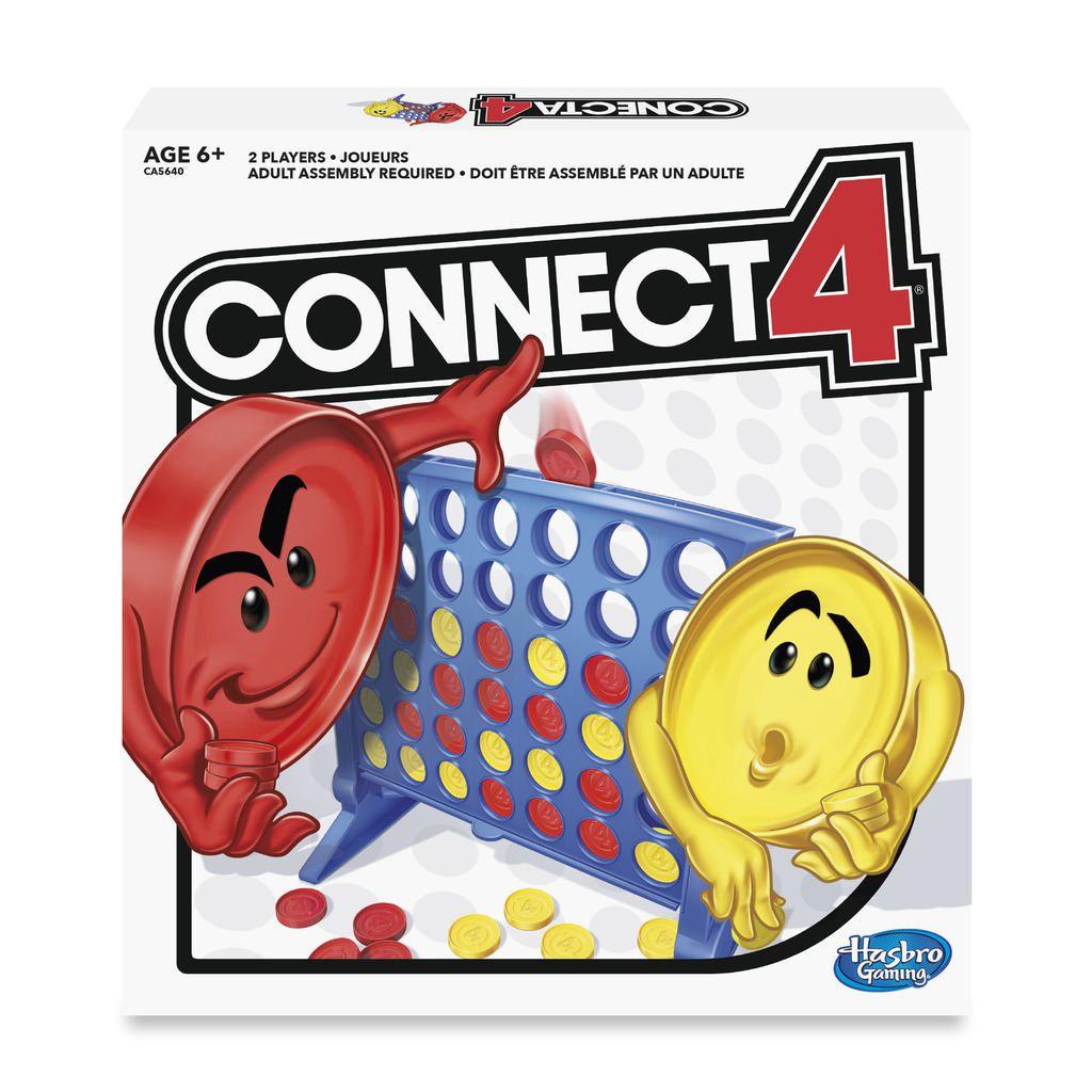 Jeu Connect 4 à Puissance 4 En Ligne Gratuit