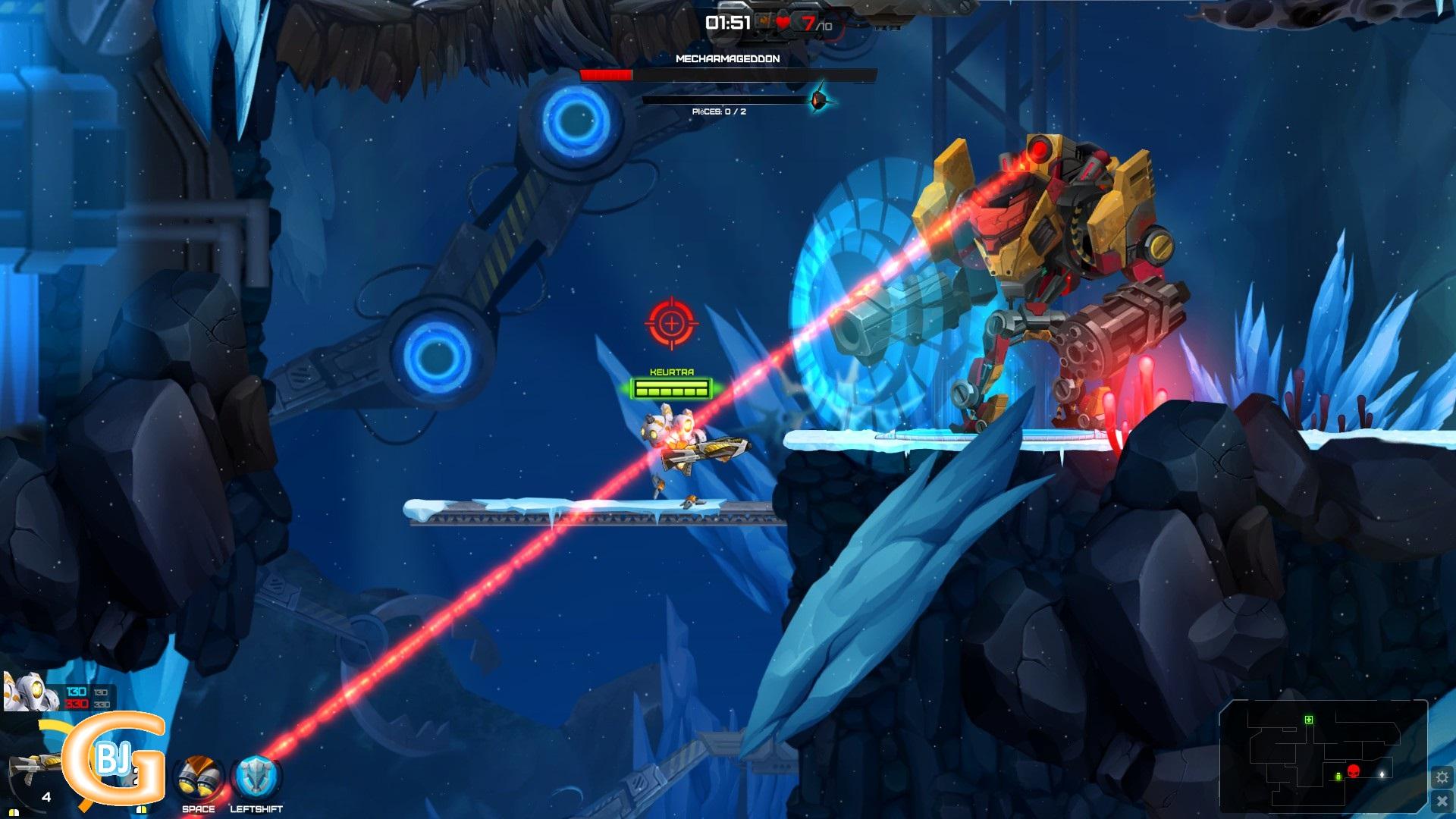 Jeu D'action 2D Pc Gratuit : Onraid - Bjg - Bons Jeux Pc avec Petit Jeux Pc Gratuit Telecharger