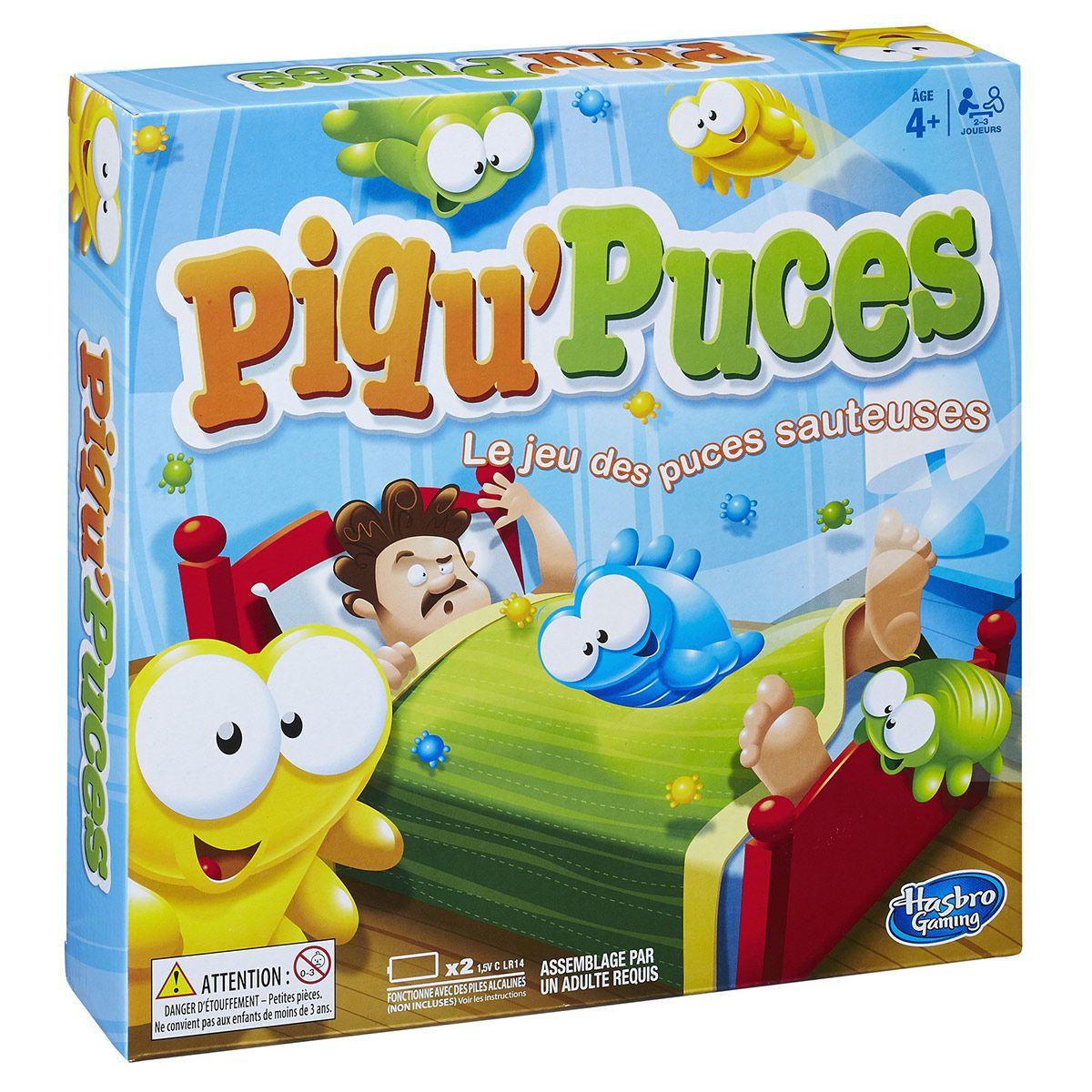 Jeu D'adresse Piqu'puces - Jeux D'action Et D'adresse - La avec Jeux Gratuit Enfant De 3 Ans