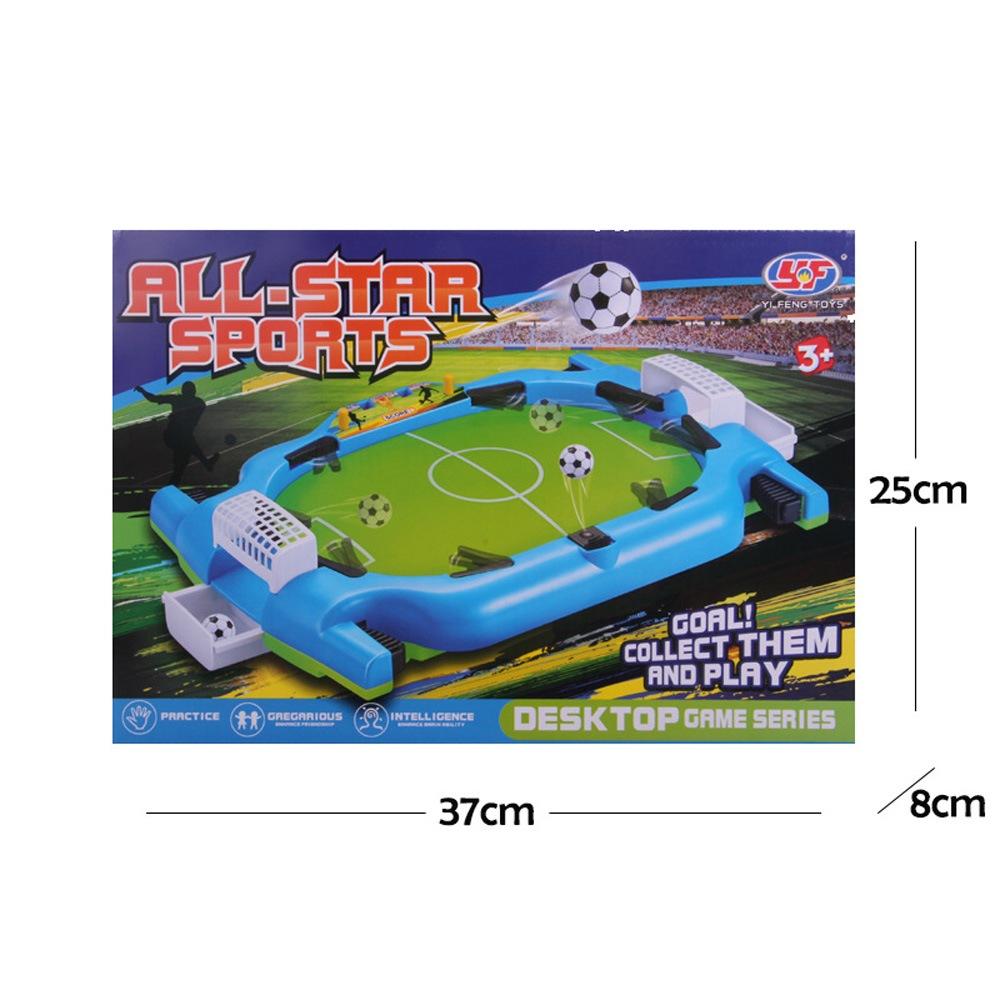 Jeu De Bataille De Football À 2 Joueurs Interactif Mini-Football Puzzle  Jouets Pour Enfants dedans Jeu Interactif Enfant