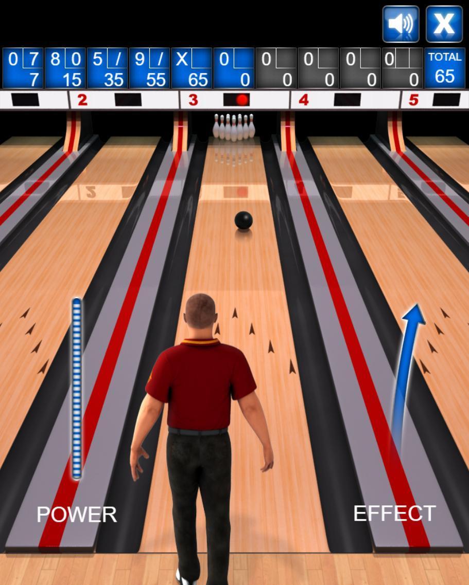 Jeu De Bowling Classique Pour Android - Téléchargez L'apk dedans Jeux De Bouligue
