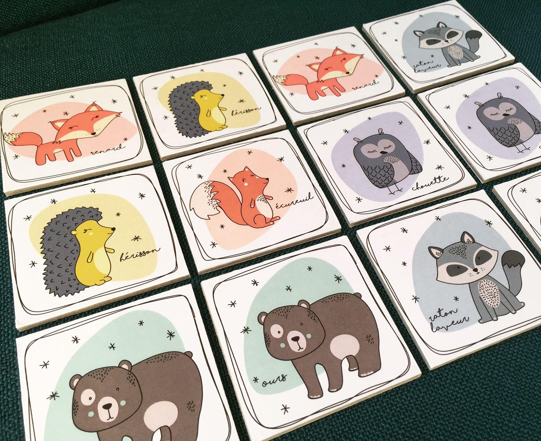 Jeu De Carte Memory Pour Enfant - Memory Cards For Babies à Jeu Memory Enfant