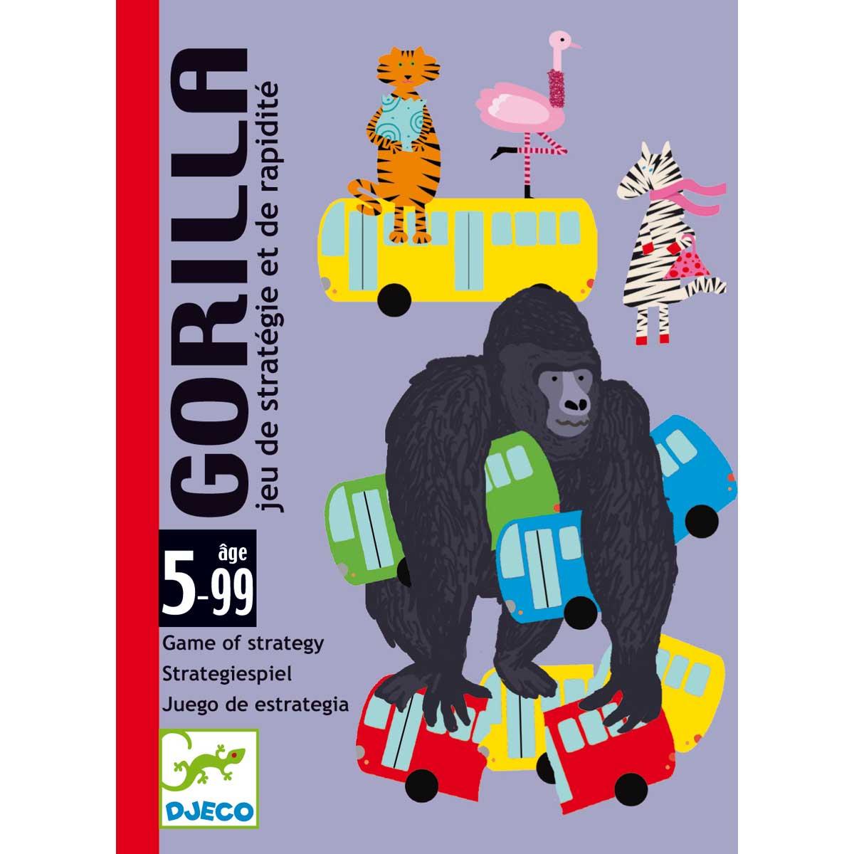 Jeu De Cartes Gorilla pour Jeux De Gorille Gratuit