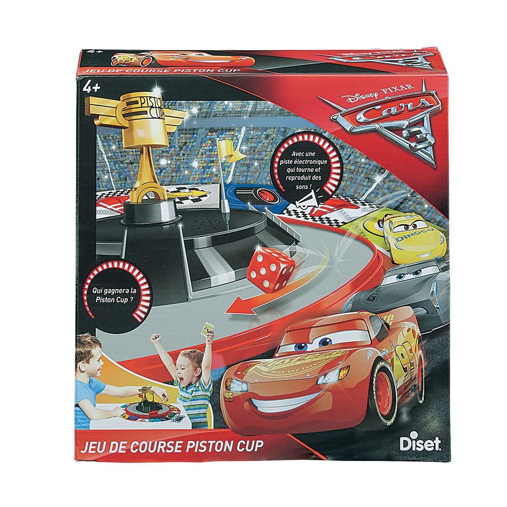 Jeu De Course Cars Piston Cup Dysney tout Jeux De Voiture Jaune
