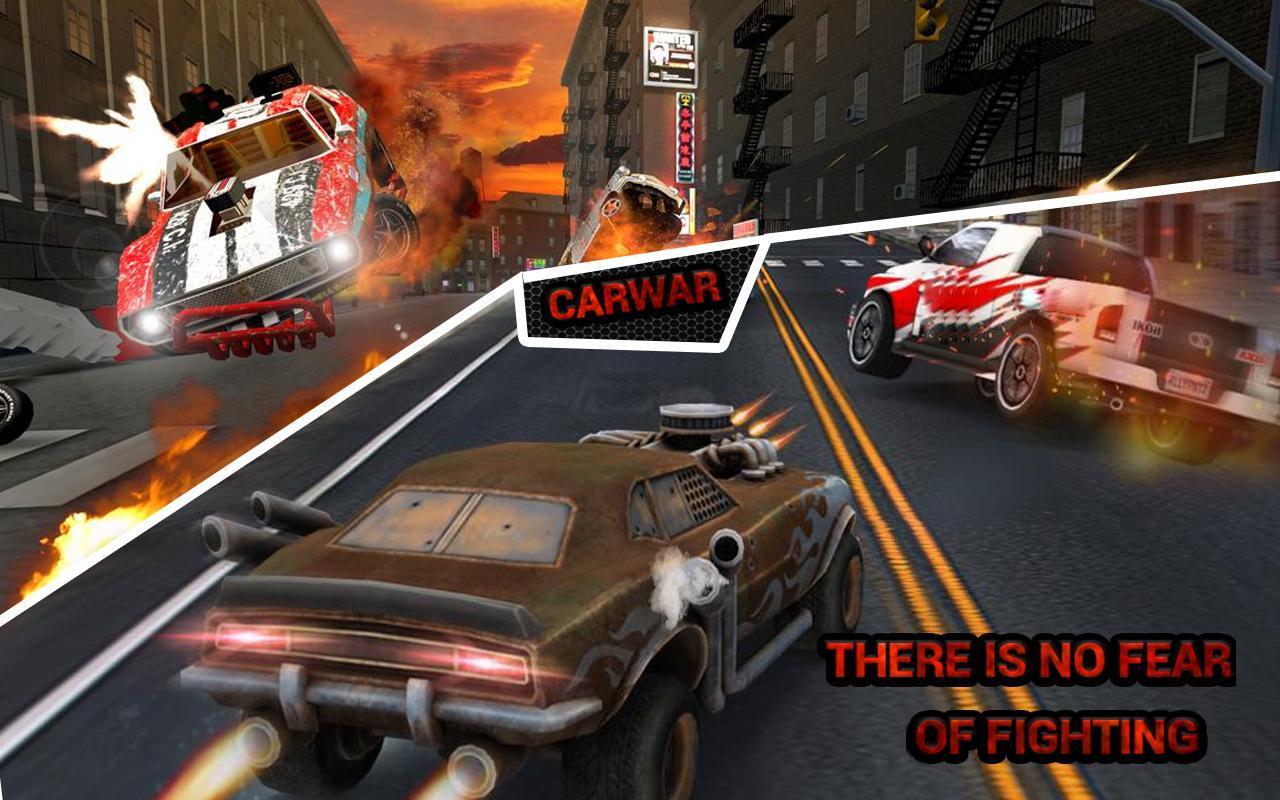 Jeu De Course De La Mort - Tir De Voiture, Jeu Pour Android intérieur Jeux De Course En Voiture