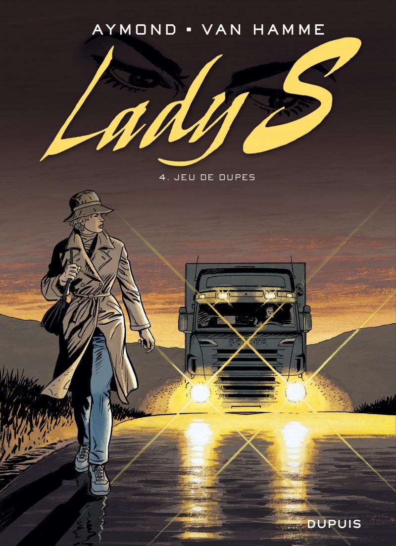 Jeu De Dupes, Tome 4 From The Comic Book Serie Lady S., De dedans Jeu Force 4