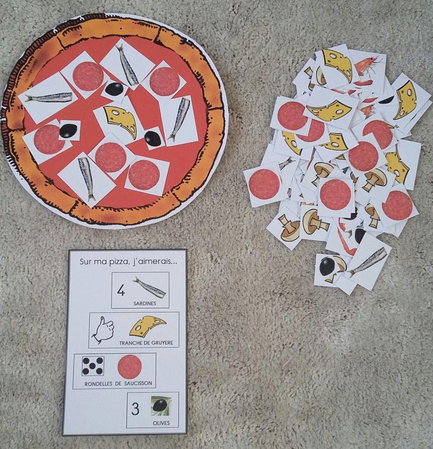 Jeu De La Pizza | Jeux Pizza, Jeux En Classe Et Jeux Maternelle dedans Jeux Ludique Maternelle