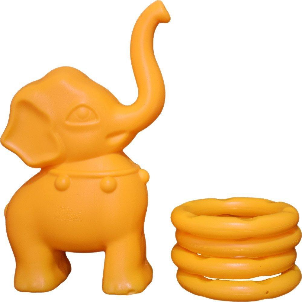 Jeu De Lancer D'anneau Éléphant pour Jeux Apprentissage Maternelle