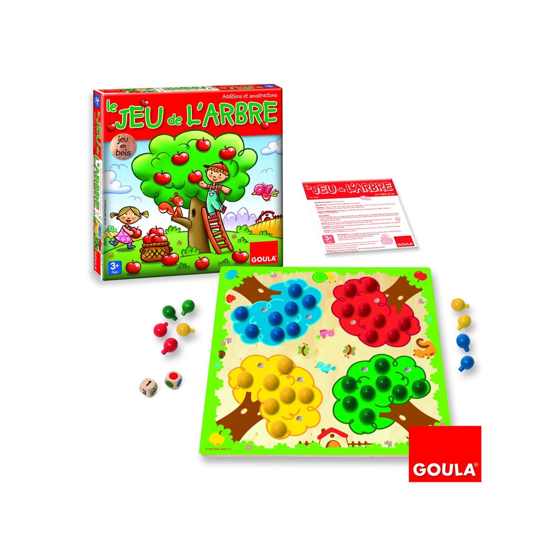 Jeu De L & amp;  # 039;  arbre encequiconcerne Jeux Educatif 4 Ans