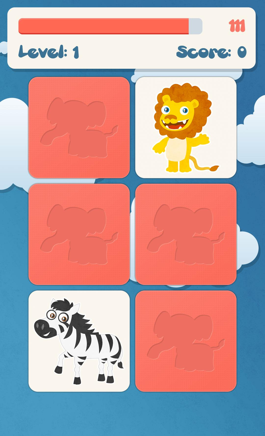 Jeu De Mémoire Des Enfants Pour Android - Téléchargez L'apk dedans Jeux De Memoire Enfant
