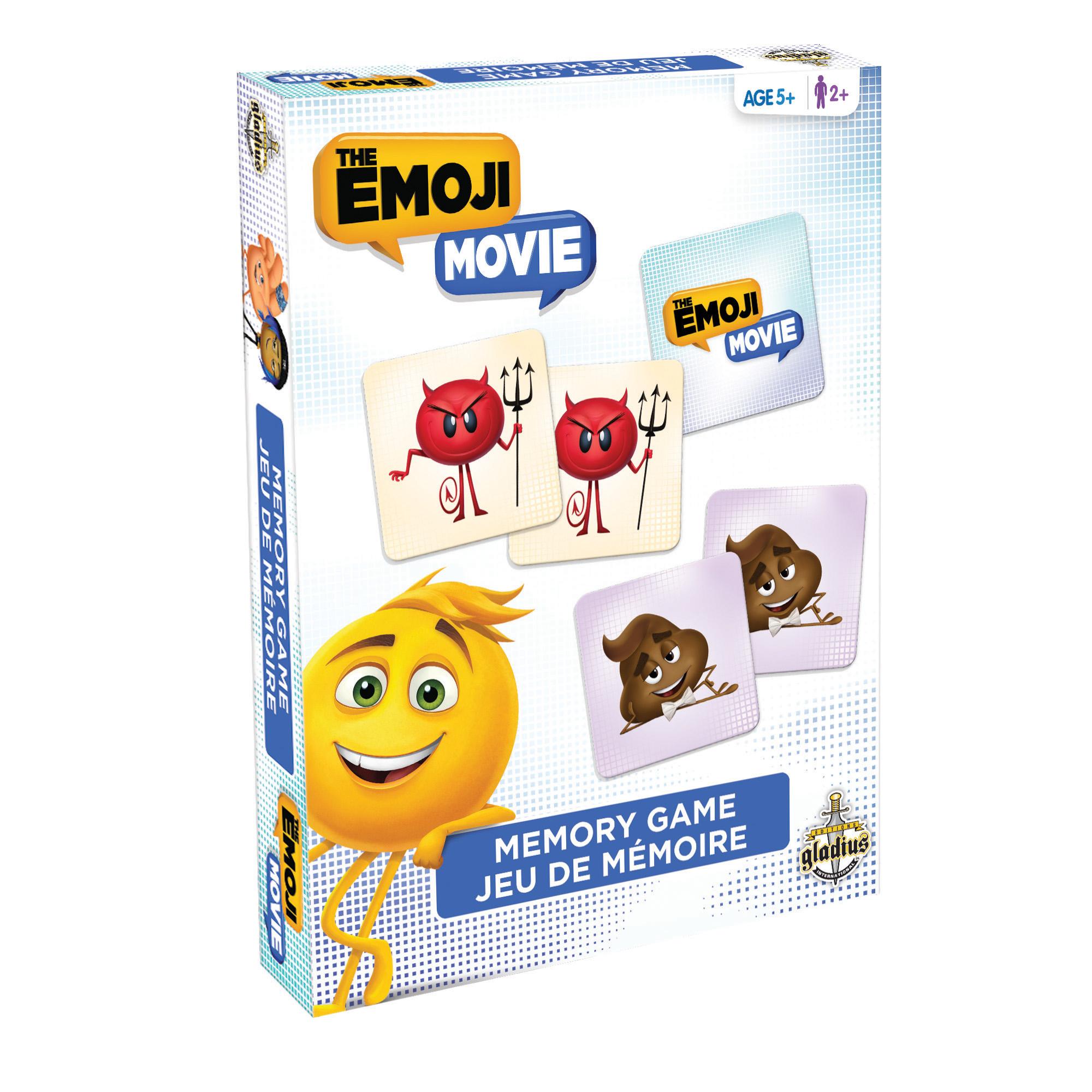 Jeu De Mémoire - Emoji destiné Jeux Memoire Enfant