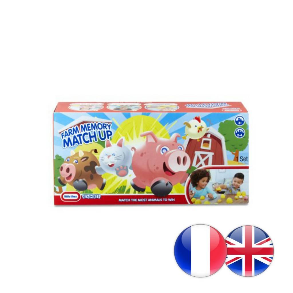 Jeu De Mémoire Ferme 3D serapportantà Jeux De Mimoire