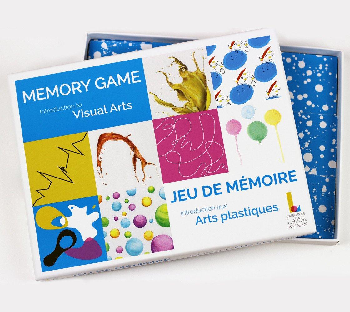 Jeu De Mémoire - Introduction Aux Arts Plastiques (Multilingue) concernant Jeux De Memoire Enfant