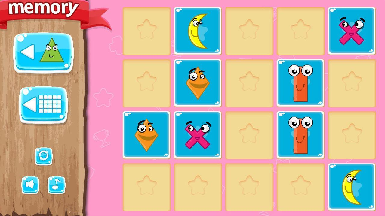 Jeu De Mémoire Pour Enfants For Android - Apk Download pour Jeux De Memoire Pour Enfant