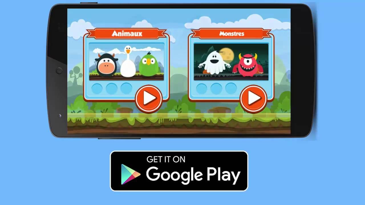 Jeu De Mémoire Pour Les Enfants - Application Android à Jeux De Memoire Enfant