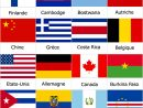 Jeu De Memory À Imprimer - Drapeaux Des Pays - Imprimez Et serapportantà Tables De Multiplication Jeux À Imprimer