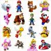 Jeu De Memory À Imprimer - Mario Kart - Imprimez Et Découpez concernant Jeux De Memoire Gratuit Pour Enfant