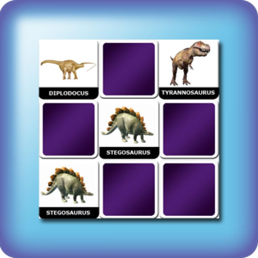 Jeu De Memory Enfant - Les Dinosaures - En Ligne Et Gratuit à Jeux Educatif Gratuit En Ligne
