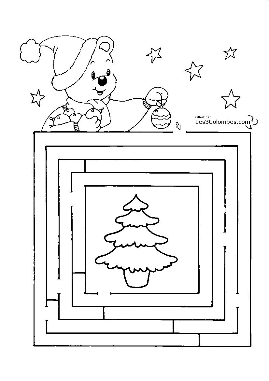 Jeu De Noel A Imprimer 111 - Coloriage En Ligne Gratuit Pour concernant Jeux Enfant Gratuit En Ligne