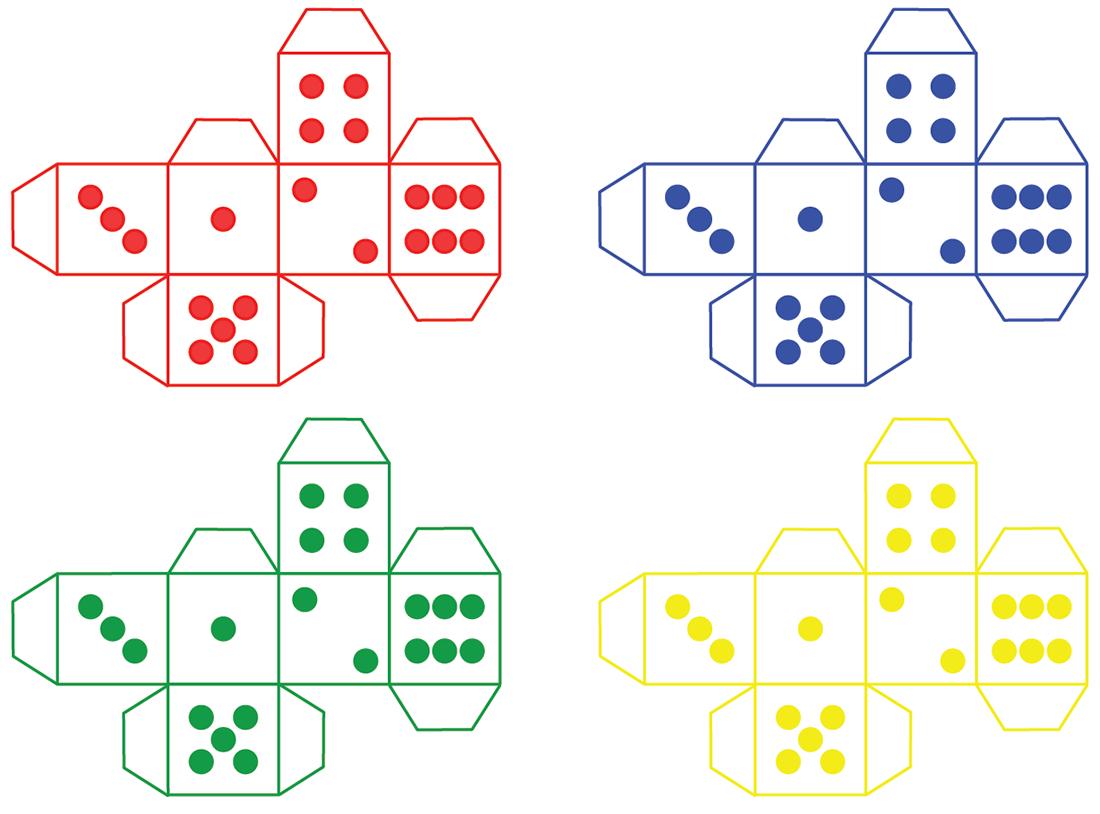 Jeu De Petits Chevaux À Imprimer - Turbulus, Jeux Pour Enfants encequiconcerne Jeux À Imprimer 6 Ans