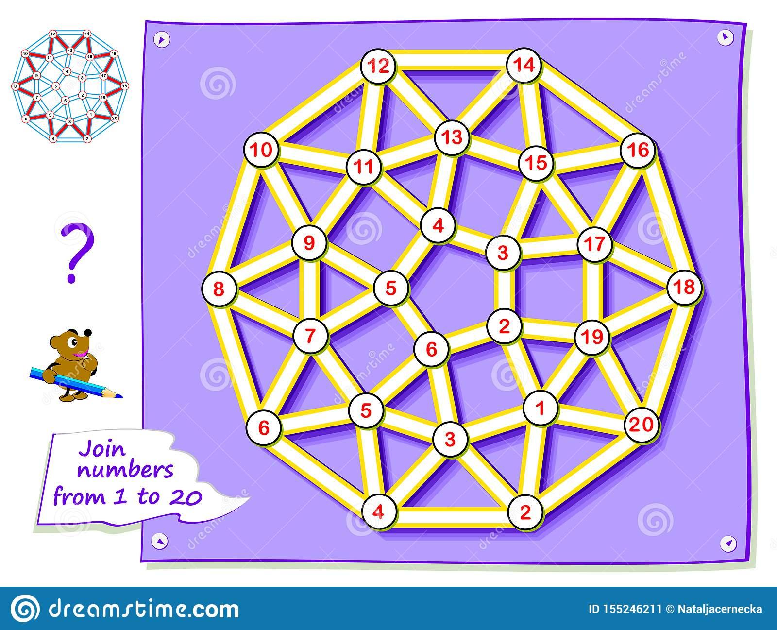 Jeu De Puzzle De Logique Pour Les Enfants En Bas ?ge Avec Le concernant Puzzle Enfant En Ligne