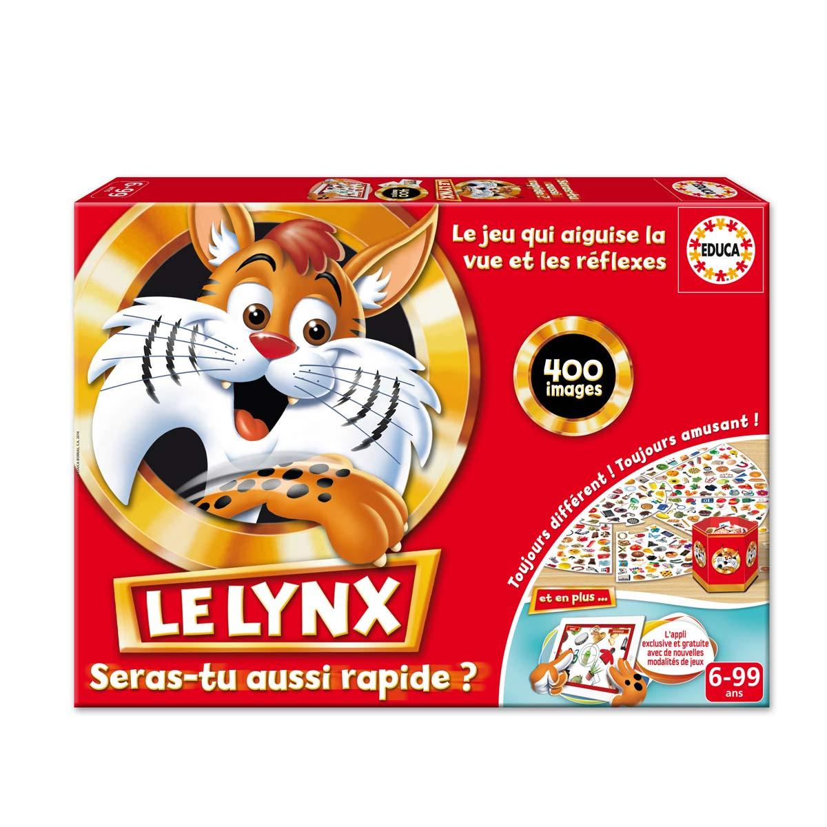 Jeu De Société Lynx 400 Images Et Applis Pour Tablette concernant Jeux En Ligne 6 Ans