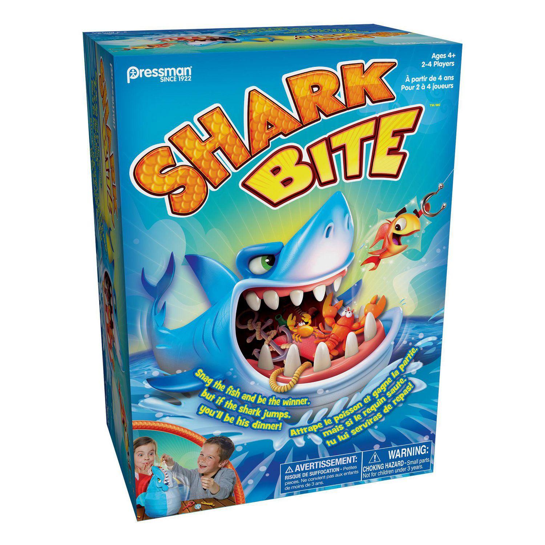 Jeu De Société Shark Bite De Pressman Toys avec Jeux Gratuit 4 Ans