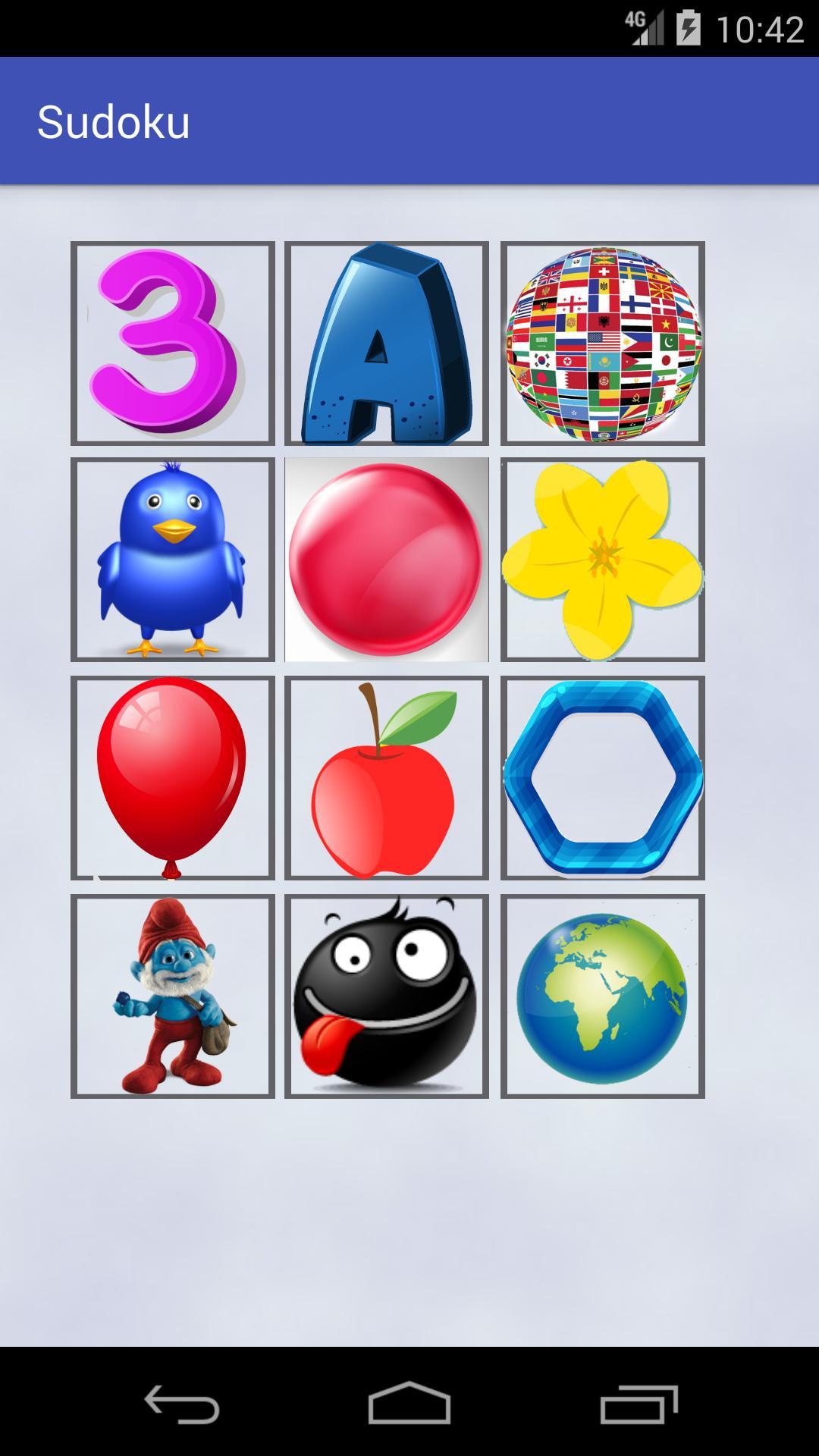 Jeu De Sudoku Pour Les Enfants Pour Android - Téléchargez L'apk destiné Sudoku Gratuit Enfant