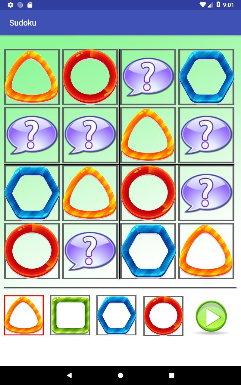 Jeu De Sudoku Pour Les Enfants Pour Android - Téléchargez L'apk tout Sudoku Pour Enfant