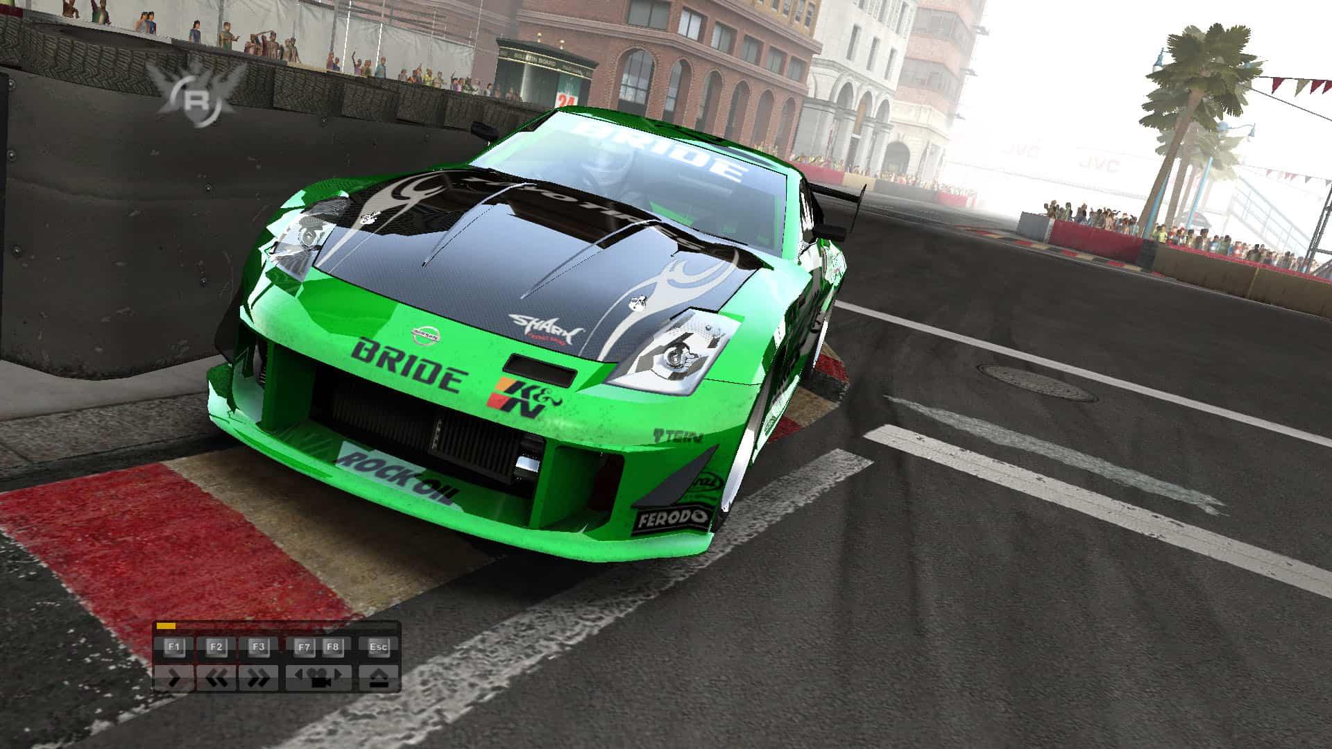 Jeu De Voiture De Course Sur Circuit - Course Automobile intérieur Les Jeux De Voiture De Course