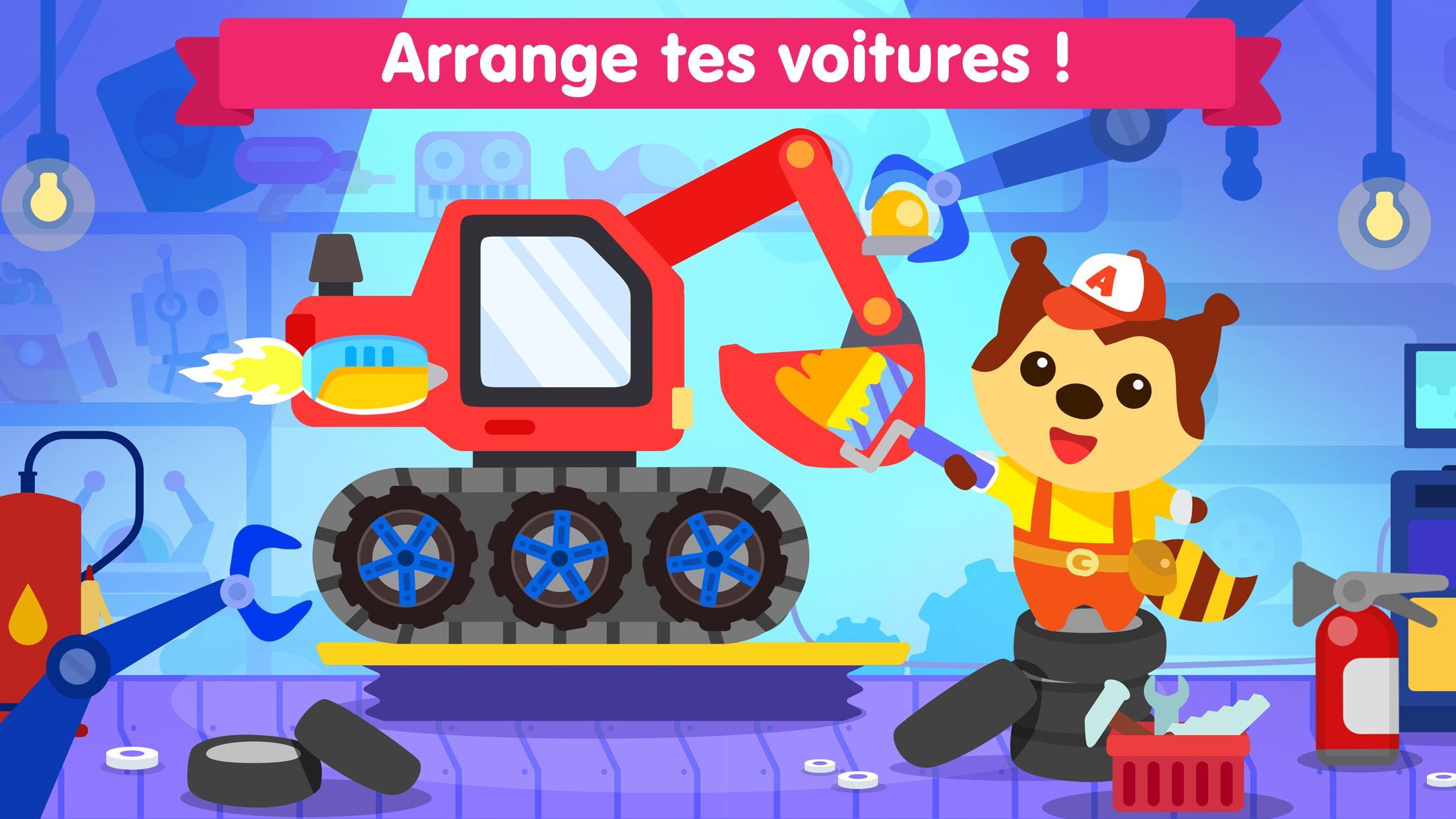 Jeu De Voiture Pour Les Bébés Et Enfants 3 Ans Pour Android encequiconcerne Jeux Pour Enfant De 3 Ans