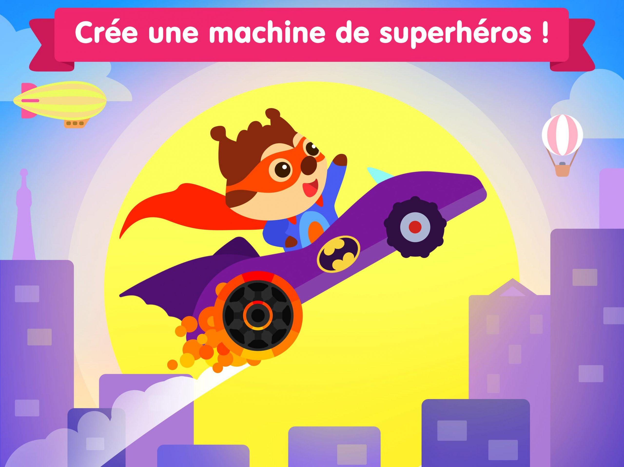 Jeu De Voiture Pour Les Bébés Et Enfants 3 Ans Pour Android intérieur Jeux Gratuit Enfant De 3 Ans