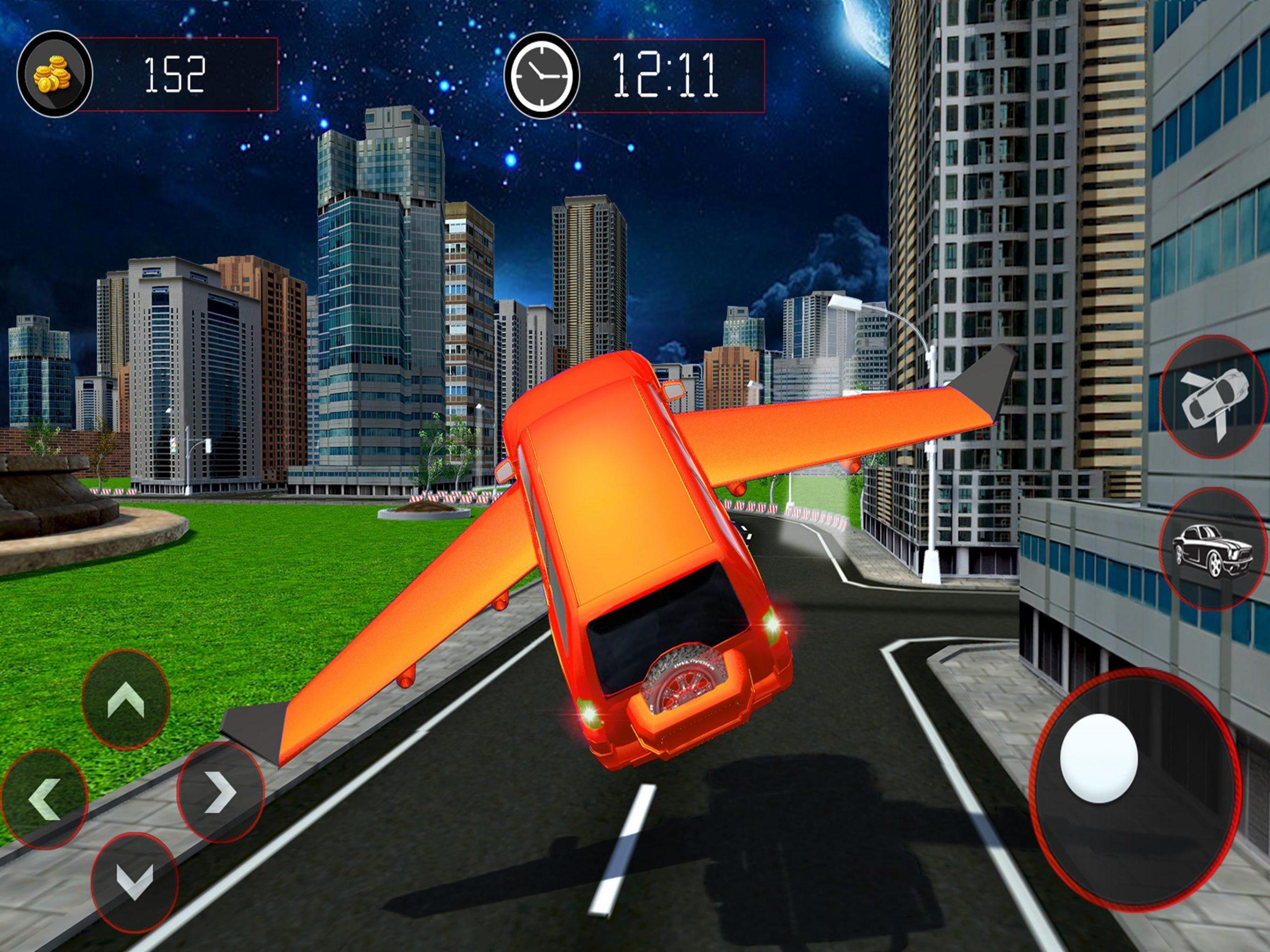 Jeu De Voiture Volant - Prado Car Parking Games 3D Pour concernant Jeu De Voitur