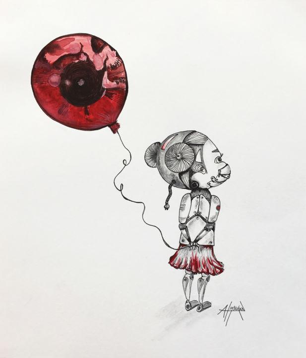 Jeu D'enfant Boyama Almakan Tarafından | Artmajeur tout Jeux Enfant Dessin