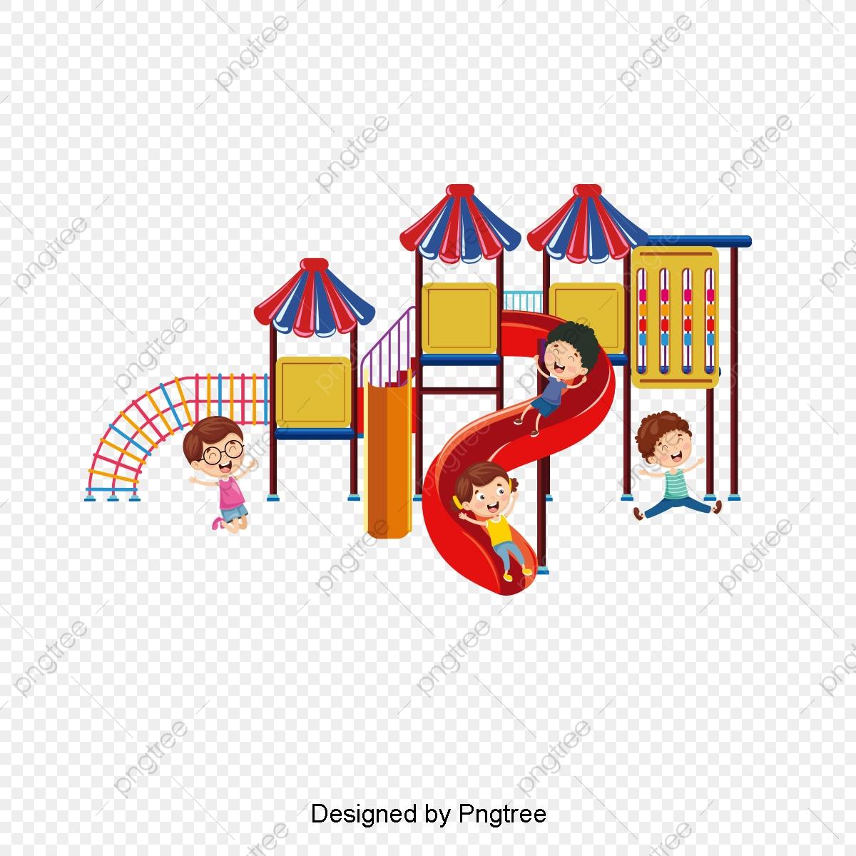 Jeu D'enfant, Parc D'attractions, Les Enfants, Jouer Fichier à Jeux D Enfans Gratuit