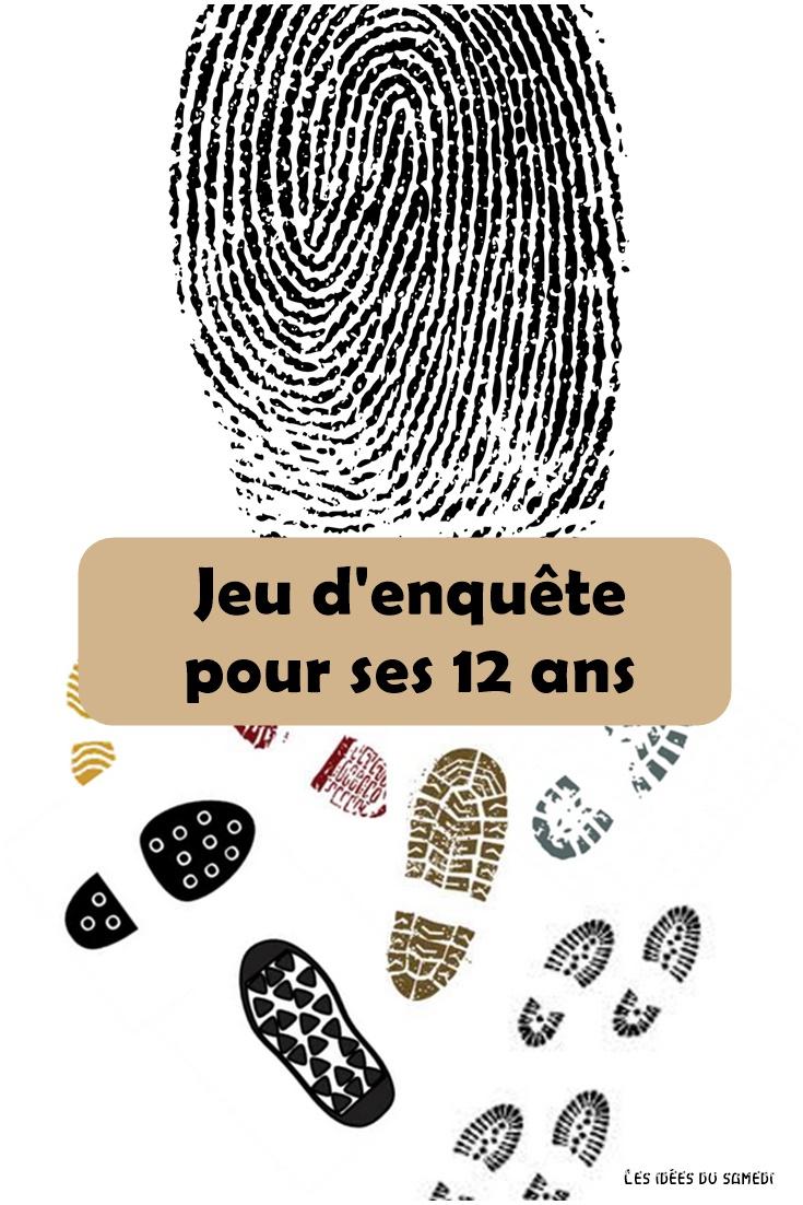 Jeu D'enquête Pour Ados: L'anniversaire De Mlle E. encequiconcerne Jeux 5 Ans Gratuit Français