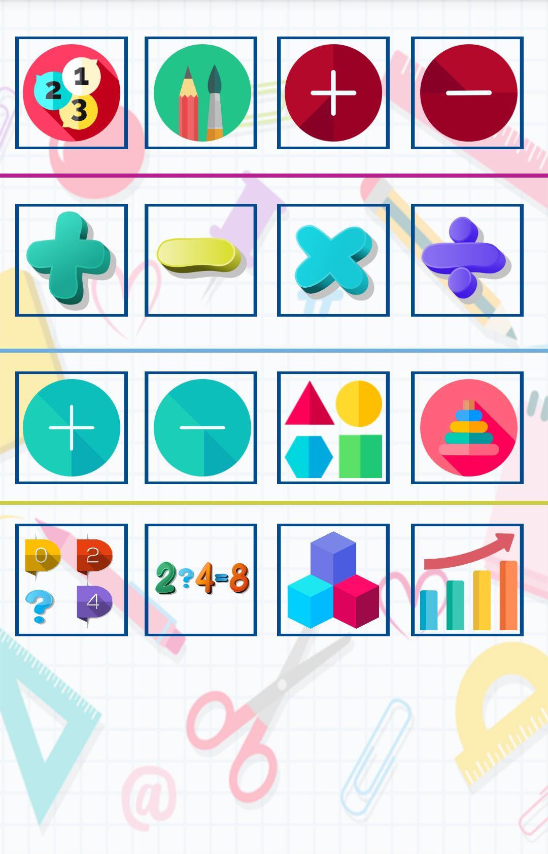 Jeu D'intelligence Mathématique Pour Enfants Pour Android intérieur Jeux Intelligents Pour Enfants