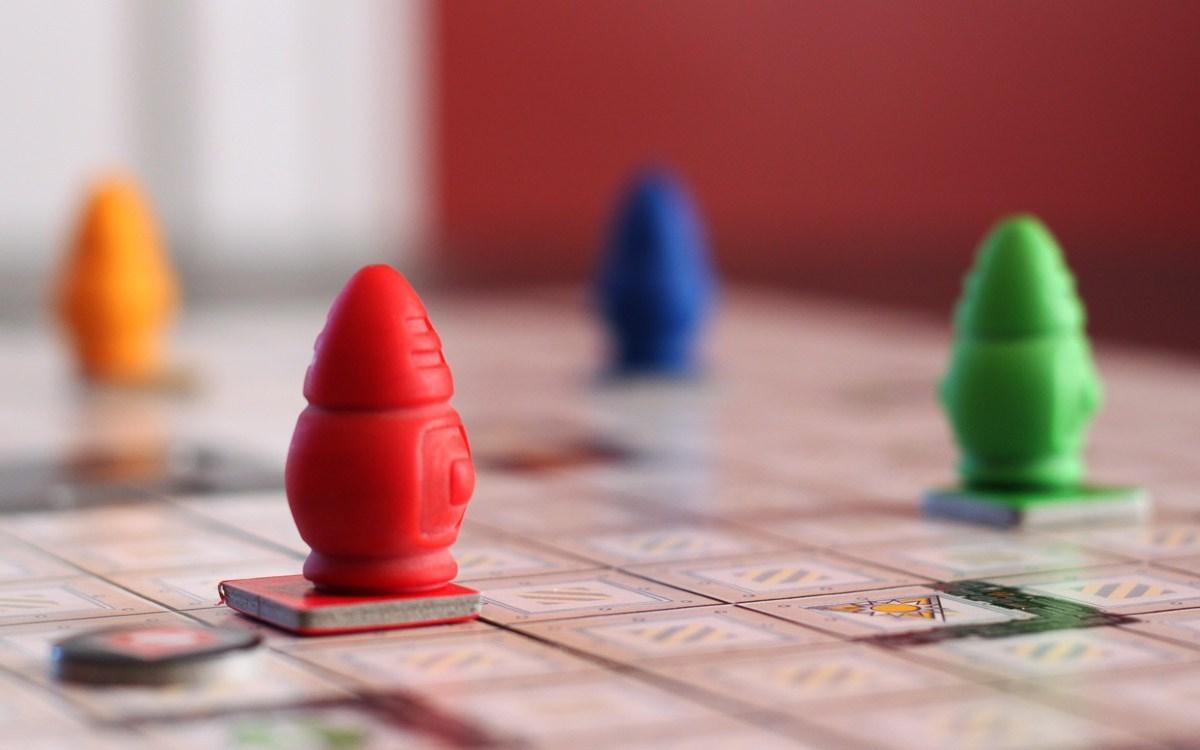 Jeu Du Lundi : Ricochet Robots | Jeux.ca encequiconcerne Ricochet Jeu