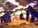 Jeu Du Singe Banane Course Pour Android - Téléchargez L'apk dedans Jeux De Gorille Gratuit
