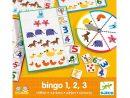 Jeu Éducatif Bingo Chiffres Djeco Pour Enfant De 4 Ans À 6 intérieur Jeux Gratuit Garçon 4 Ans